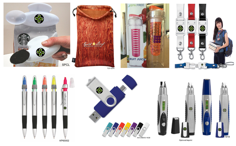 <strong>Promo Products Your Customers Will WANT To Use!